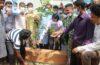 প্রধানমন্ত্রীর জন্মবার্ষিকী উপলক্ষ্যে জাতীয় কবি কাজী নজরুল ইসলাম বিশ্ববিদ্যালয়ে বৃক্ষরোপন কর্মসূচি পালন